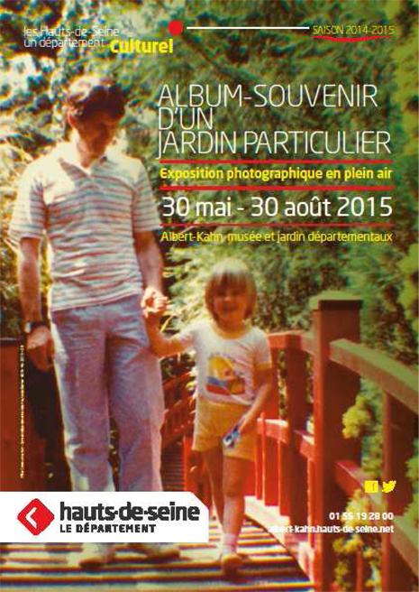 Exposition Album souvenir d'un jardin particulier