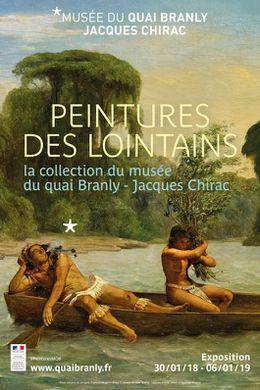 exposition %22Peinture des Lointains%22au Musée du quai Branly
