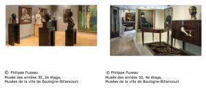 © Philippe Fuzeau, Musée des années 30, Musées de la ville de Boulogne-Billancourt